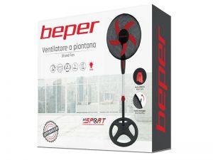 Stand Ventilator 40W 5 Blades 3 Speeds VE.117