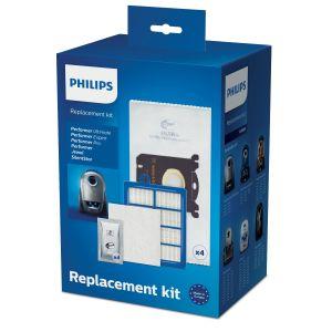 Philips Starterkit Stofzakken en filters FC8060/01