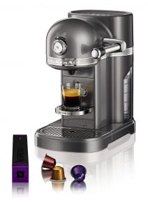 KitchenAid Artisan Nespresso 5KES0503EMS Tingrijs