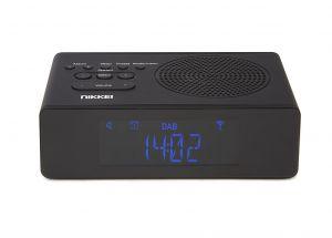 Wekkerradio met DAB+,FM