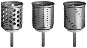 KitchenAid set cilinders ( rasp)  EMVSC