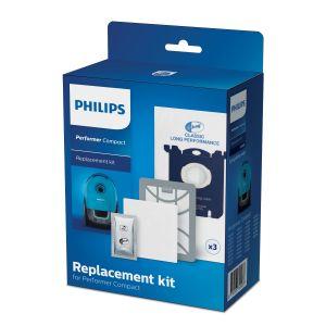 Philips Starterkit stofzakken en filters FC8074/01