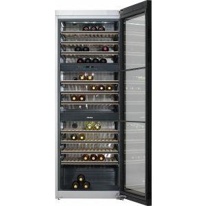 Miele KWT 6833 SG wijnkoeler Vrijstaand Roestvrijstaal 178 fles(sen) A