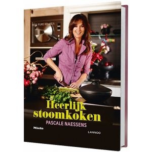 Kookboek van Pascale voor de stoomoven