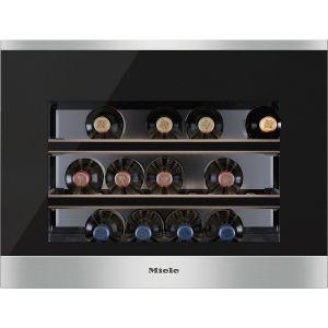 Miele KWT 6112 iG wijnkoeler Ingebouwd Zwart 18 fles(sen) A+