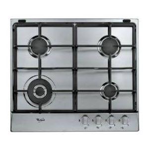 Gaskookplaat met wok AKR3710IX 60 CM