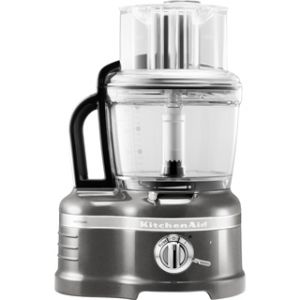 KitchenAid Foodprocessor 5KFP1644EMS Tin grijs