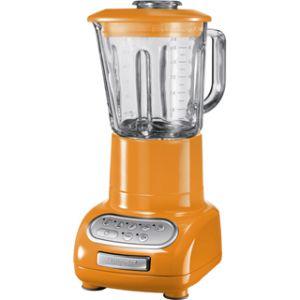 KitchenAid 5KSB5553ETG Blender voor op aanrecht Oranje blender