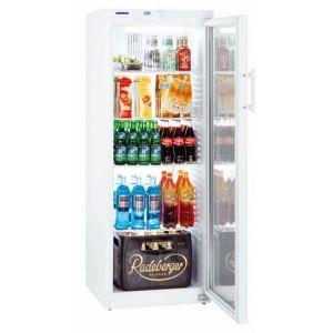 Flessen koelkast FKV3643 Wit isolatieglasdeur