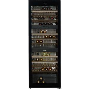 Wijnklimaatkast KWT 6833 SG Roestvrij staal
