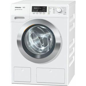 Miele WKH132 WPS PWash 2.0 & TDos XL Vrijstaand Voorbelading 9kg 1600RPM A+++-40% Wit wasmachine