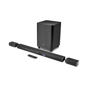 JBL Soundbar 5.1 soundbar + draadloze actieve subwoofer, BTt