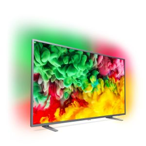 Philips 6700 series Ultraslanke 4K UHD LED Smart TV 50PUS6703/12