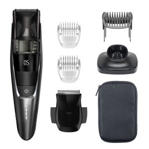 Philips BEARDTRIMMER Series 7000 Baardtrimmer met Turbovac-systeem BT7520/15