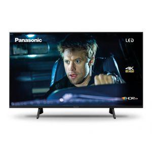 "Panasonic TX-40GX700E tv 101,6 cm (40"") 4K Ultra HD Smart TV Wi-Fi Zwart"