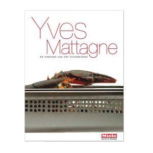 """Kookboek """"Yves mattagne"""" voor stoomoven 99286386"""