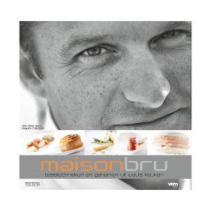 """Kookboek """"Maison bru"""" voor stoomoven 99287107"""