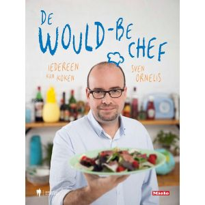 "Kookboek ""De would-be chef Sven ornelis"" 99258120"