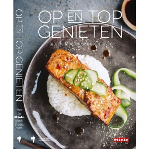 """Kookboek """"Op en top genieten"""""""