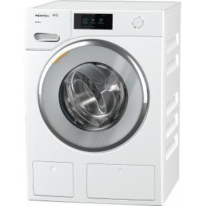 Miele WWV980 WPS Passion wasmachine Vrijstaand Voorbelading Wit 9 kg 1600 RPM A+++