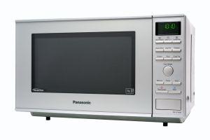 Combi-microgolf NNCF760MEPG Zilver