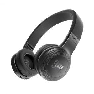 JBL E45BT Hoofdband Stereofonisch Bedraad Zwart mobielehoofdtelefoon