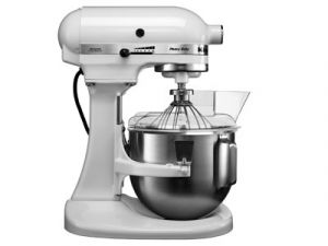 KitchenAid Heavy Duty Mixer-Keukenrobot 5KPM5EWH Wit