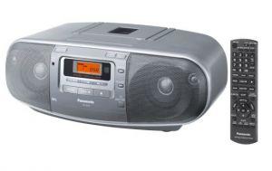 Radio/CD/Cassette RXD50AEGS