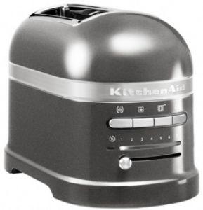 KitchenAid Artisan Broodrooster 5KMT2204EMS Tingrijs