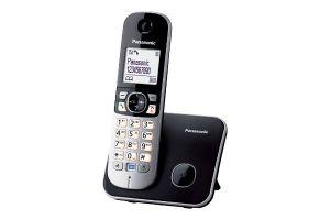 Telefoon Draadloos KXTG6811BLB