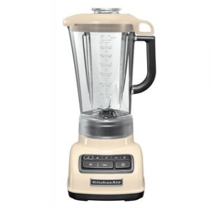 KitchenAid Diamond Blender 5KSB1585EAC Amandelwit