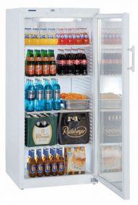 Flessen koelkast FKV5443 Wit isolatieglasdeur