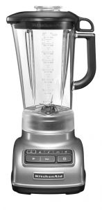 KitchenAid Diamond blender 5KSB1585ECU Contour zilver