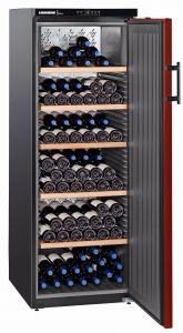 Wijnbewaarkast WKR4211 met volle deur