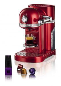KitchenAid Artisan Nespresso 5KES0503ECA Appelrood