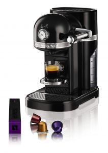 KitchenAid Artisan Nespresso 5KES0503EOB Onyx zwart