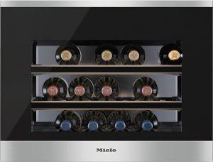 Wijnklimaatkast KWT 6112 IG ED/CS