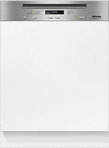 Afwasautomaat G 6620 SCI Roestvrij staal/CleanSteel