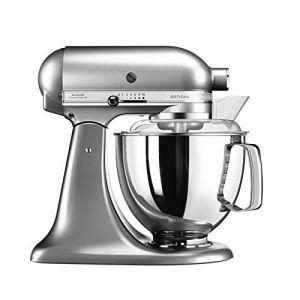 KitchenAid Artisan Mixer-Keukenrobot 5KSM175PSENK nikkel