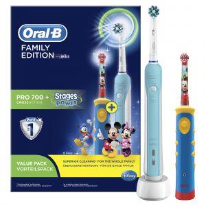 Braun Oral - B PRO700 + KIDS