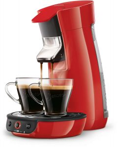 Senseo Viva cafe HD7829/80 Monza red
