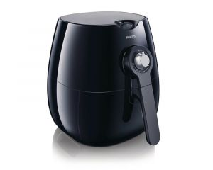 Philips Viva collection airfryer Black HD9220/20