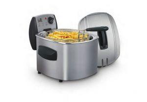 Fritel friteuse FR1480 Roestvrijstaal 1.2 KG