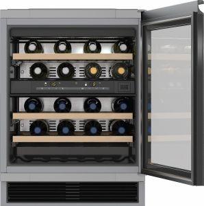 Miele KWT 6321 UG wijnkoeler Ingebouwd Grijs 34 fles(sen) B