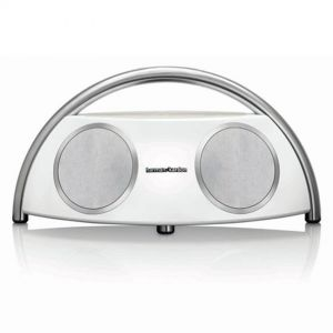 Harman Kardon Bluetooth speaker GO + PLAY WHITE