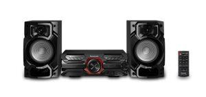 Cd stereo systeem SC-AKX320E-K
