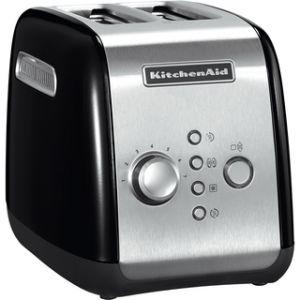 KitchenAid Broodrooster met 2 sleuven 5KMT221EOB Onyx zwart