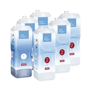 Wasmiddel UltraPhase 1 en 2 waspakket