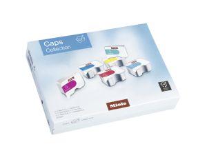Pakket met 6 caps Collection Caps